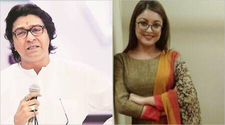 Maharashtra police files case against Tanushree for comments against Raj Thackeray
