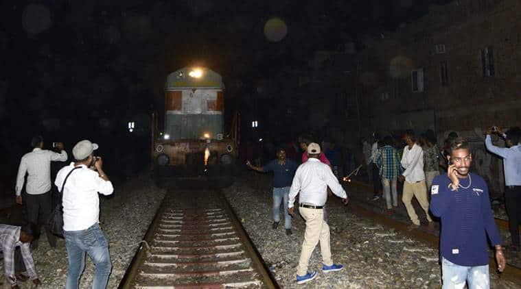amritsar train driver