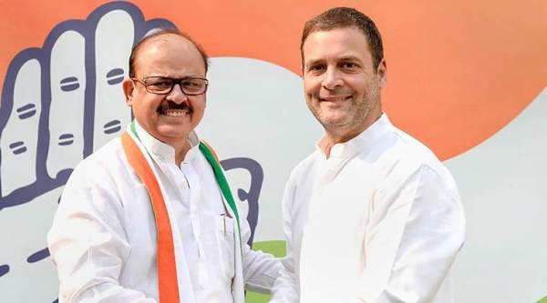 Back in Congress, Tariq Anwar appeals all who quit to return