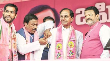 Telangana set for a bitter campaign phase as Cong-TDP, BJP take on TRS
