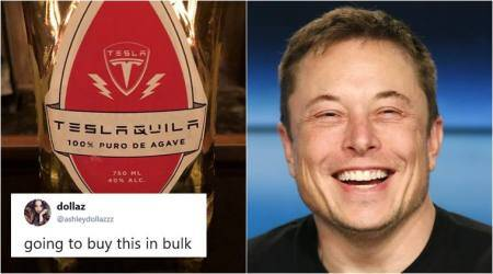 Elon Musk's April Fools' Day joke about 'Teslaquila' may be a reality soon and people can't keep clam