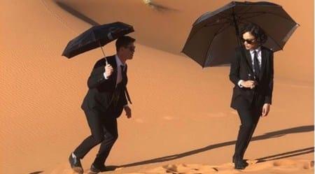 Men in Black reboot: 'Valkyrie' Tessa Thompson and 'Thor' Chris Hemsworth join forcesagain