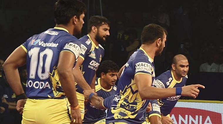Pro Kabaddi 2018 Highlights Up Yoddha Puneri Paltan Emerge