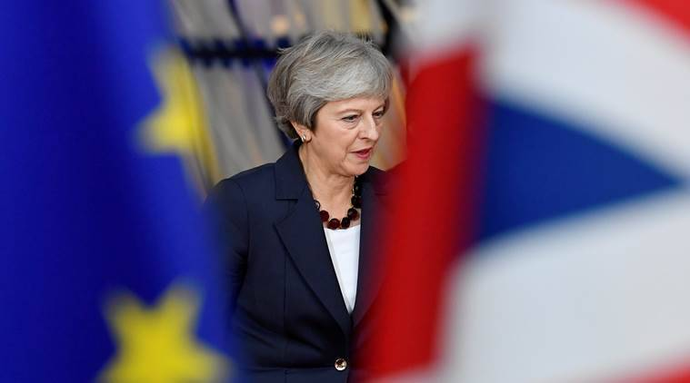 UK: In Brexit turmoil for Theresa May, four ministers call it quits