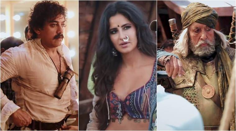 thugs of hindostan making of costumes
