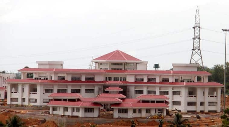 Tripura High Court, Tripura teachers protest, Tripura protest lathi charge, Tripura teachers protest lathi charge, Tripura teachers protest water cannons, Tripura teachers protest tear gas, Tripura teachers protest injuries, Tripura teachers protest police, tripura section 144, tripura curfew, Tripura news, indian express news