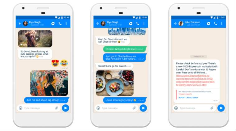 Truecaller Chat, Truecaller Chat feature, new Truecaller feature, spam messages, WhatsApp lynchings, Truecaller user privacy, SC order on social media apps, Truecaller Premium, Truecaller monthly active users