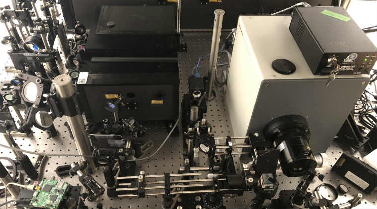 World's fastest camera can 'freeze time', spot light in slow motion
