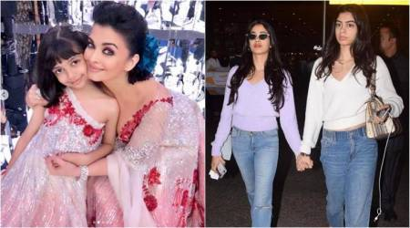 Aishwarya, Janhvi, Kareena and more: When Bollywood celebs twinned