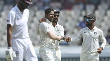 India beat West Indies by 10 wickets, sweep series 2-0