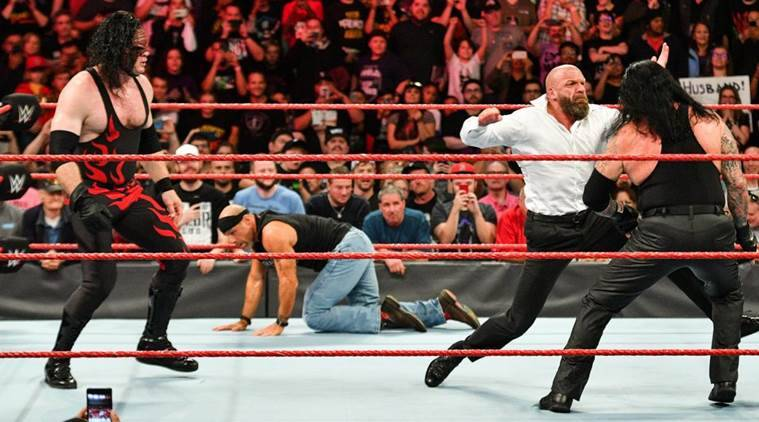 WWE Super Show-Down Live Streaming