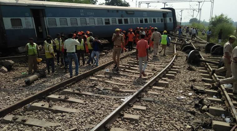 Timeline of railway accidents in 2018