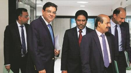Turmoil in markets as RBI holds rates, signals tightening