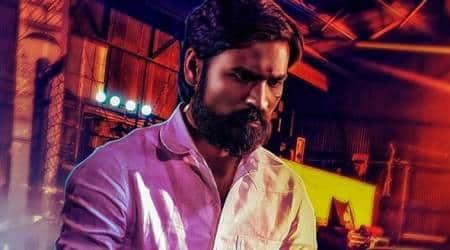 dhanush's movie vada chennai leaked online