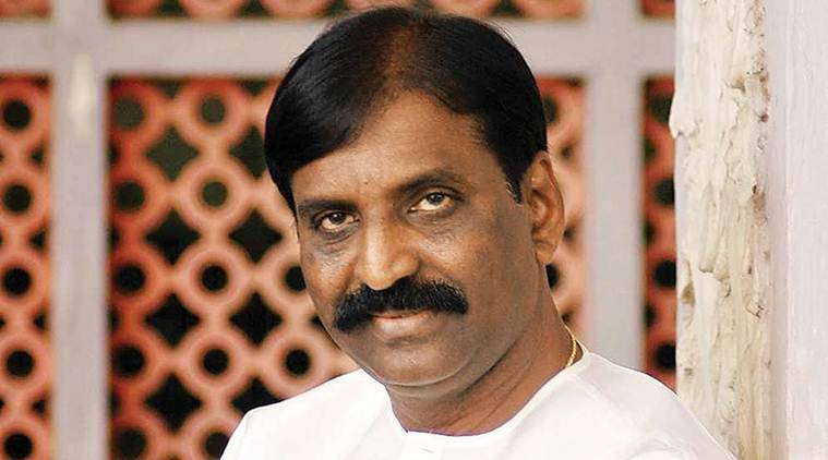 Vairamuthu denies allegations of sexual misconduct