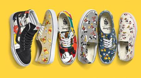 Vans comes up with quirky Disney range to commemorate Mickey Mouses 90th birth anniversary
