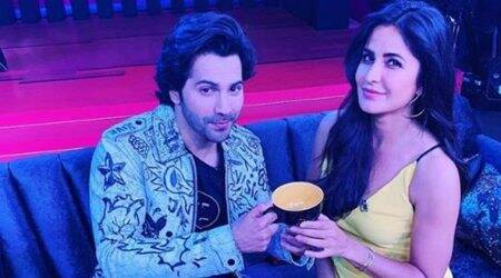 varun dhawan and katrina kaif on karan johar's koffee with karan