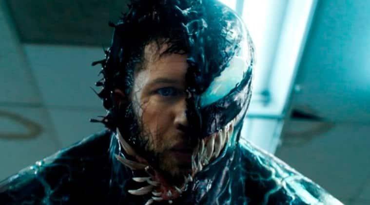 venom box office globally