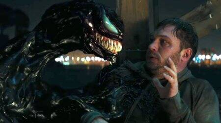 Venom box office collection Day 2: Tom Hardy film earns Rs 9.36crore