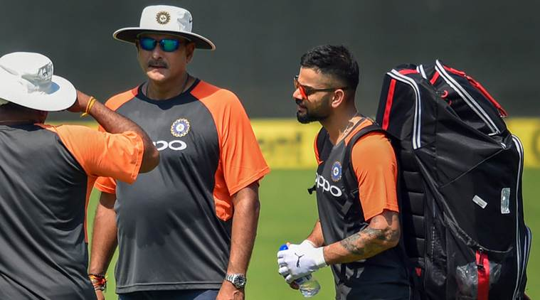 Ravi Shastri: Tracing the bullet | Sports News, The Indian