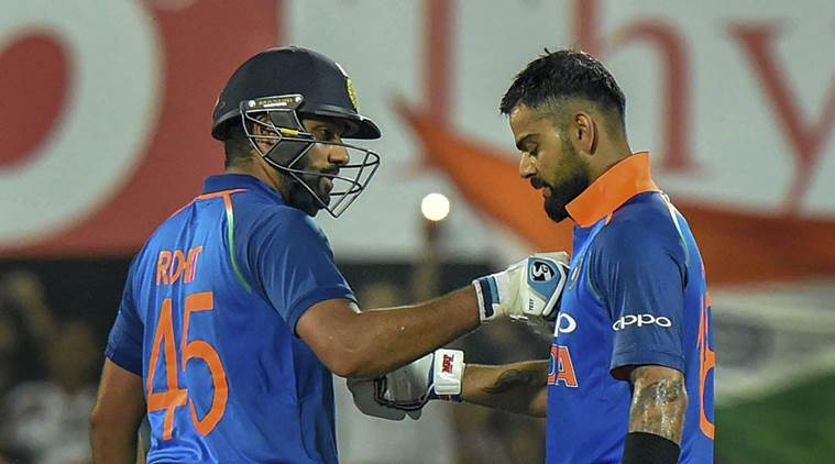 India vs West Indies, 1st ODI: Life is good when you have Rohit Sharma at the other end, says Virat Kohli