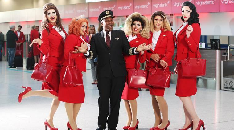 Virgin Group launches 'Pride Flight' to mark 50th anniversary of NYCs Stonewall Uprising