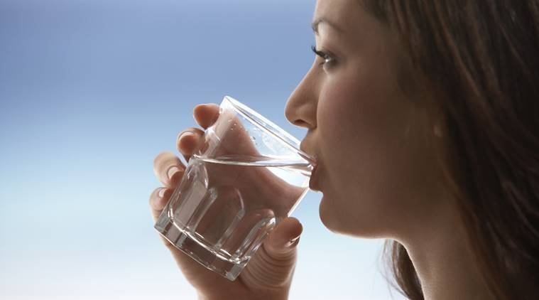 drinking water, healthy kidney, kidney stones, indian express news