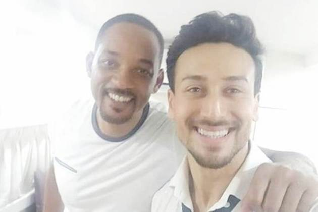 will smith and tiger shroff