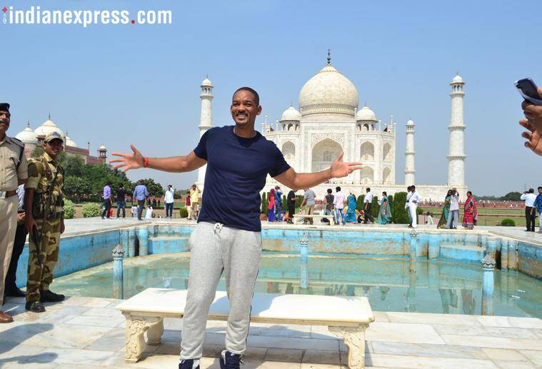 will smith india photos