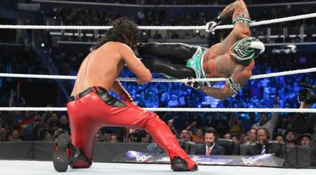 WWE SmackDown Live Results: On night of big returns, Rey Mysterio, Evolution, Big Show steal theshow