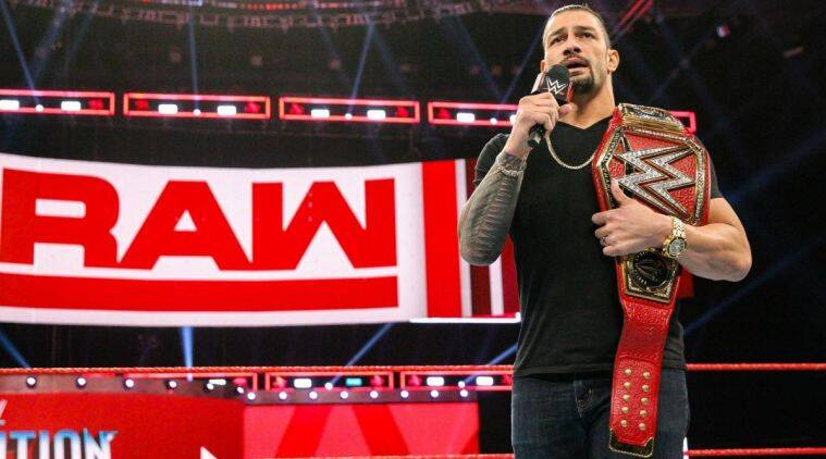 Roman Reigns Set To Make Wwe Return On Raw