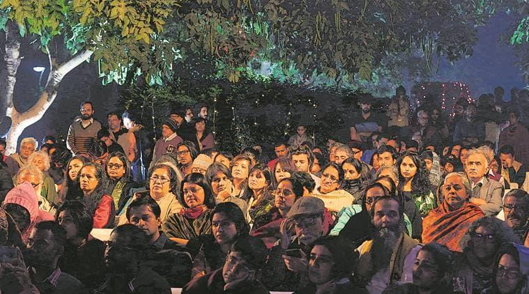 TM Krishna, music by TM Krishna, TM Krishna music, Carnatic musicians, Garden of Fives Senses, AAP government, AAP Delhi,Garden of Fives Senses in Delhi, AAI