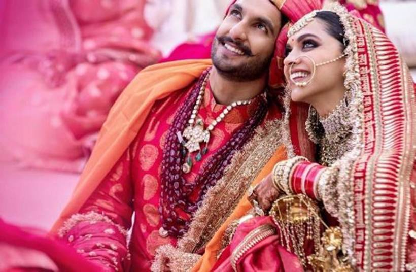 Inside Deepika Padukone, Ranveer Singh's North Indian wedding