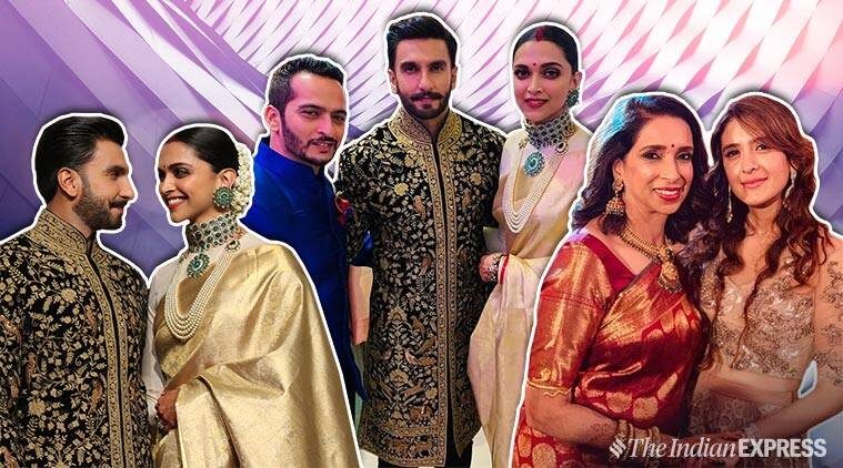 Deepika Padukone And Ranveer Singhs Bengaluru Reception Was All