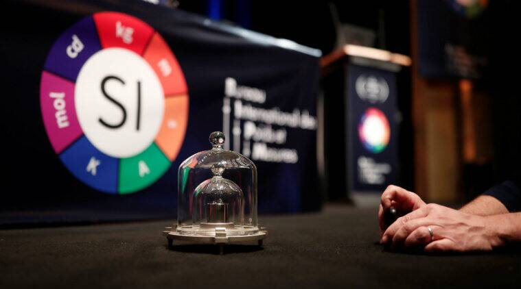 SI units, kilogram definition, quantum physics, new kilogram unit, Ampere, International Prototype of the Kilogram, Plancks constant, International Bureau of Weights and Measures, Kelvin, SI redefinition, mole, basic units of measurement, SI