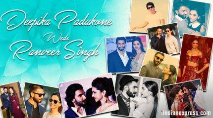 Deepika Padukone and Ranveer Singh's wedding LIVE UPDATES