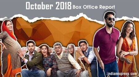 box office report october