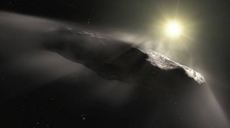 Author of 'Oumuamua Alien Craft' Theory Explains Himself