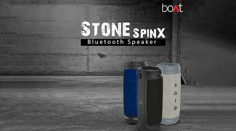 boAt, boAt stone spinx, boAt stone spinx price in india, boAt stone spinx features, boAt stone spinx specifications, boAt spinx amazon india, boAt stone spinx waterproof, boAt bluetooth speaker, boAt speaker, bluetooth speaker, wireless speaker, audio, boAt