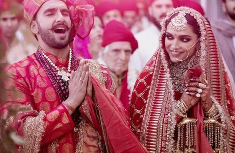 deepika padukone ranveer singh sikh wedding photos