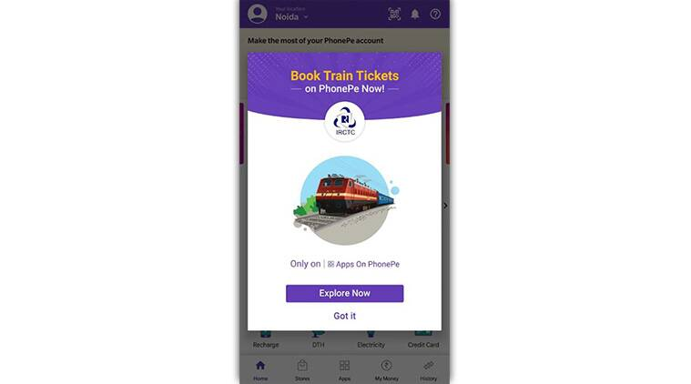 phonepe, irctc, phonepe irctc micro-mode app, irctc booking, phonepe cashback, phonepe offer, phonepe app, irctc reservation, how to book train tickets, irctc