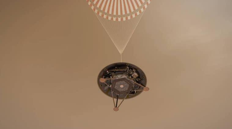 nasa mars landing watch - photo #25