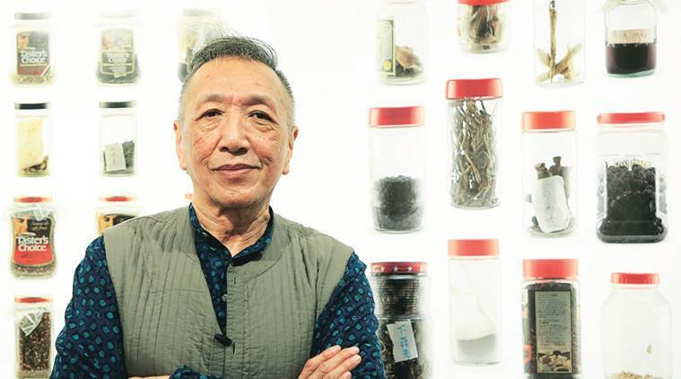 a father's letters, chinese immigrants, paul wong, a Canadian artist of Chinese origin, condition of Chinese immigrants in exile, grandfather's letters to his mother, indian express, indian express news