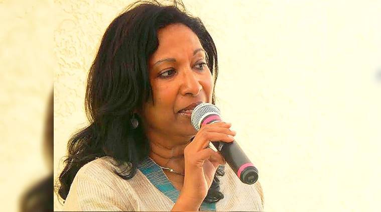 The Tibetan Book of Living and Dying, Meena Alexander, Name Me a Word, Fault Lines (1993), noted poet, novelist and essayist, indian express, indian express news