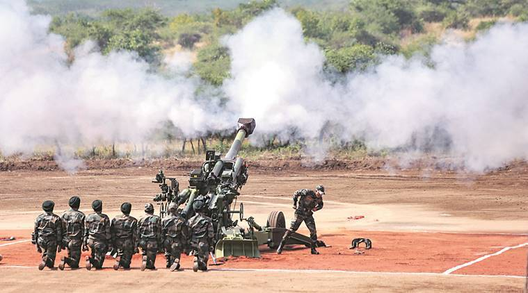 First induction of artillery guns since Bofors, minister credits NDA