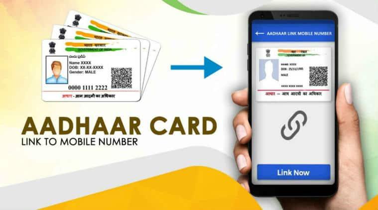 aadhaar, aadhaar card, aadhir link, linking aadhaar with mobile, linking aadhaar with sims, linking aadhaar with bank account, addhaar card linking, identity proof, indian express