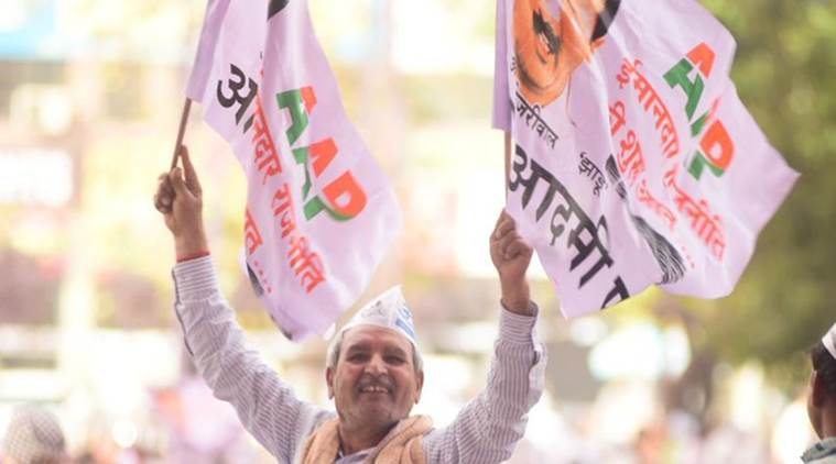 AAP releases first list of candidates for UP, Bihar, fields 3 candidates from each state