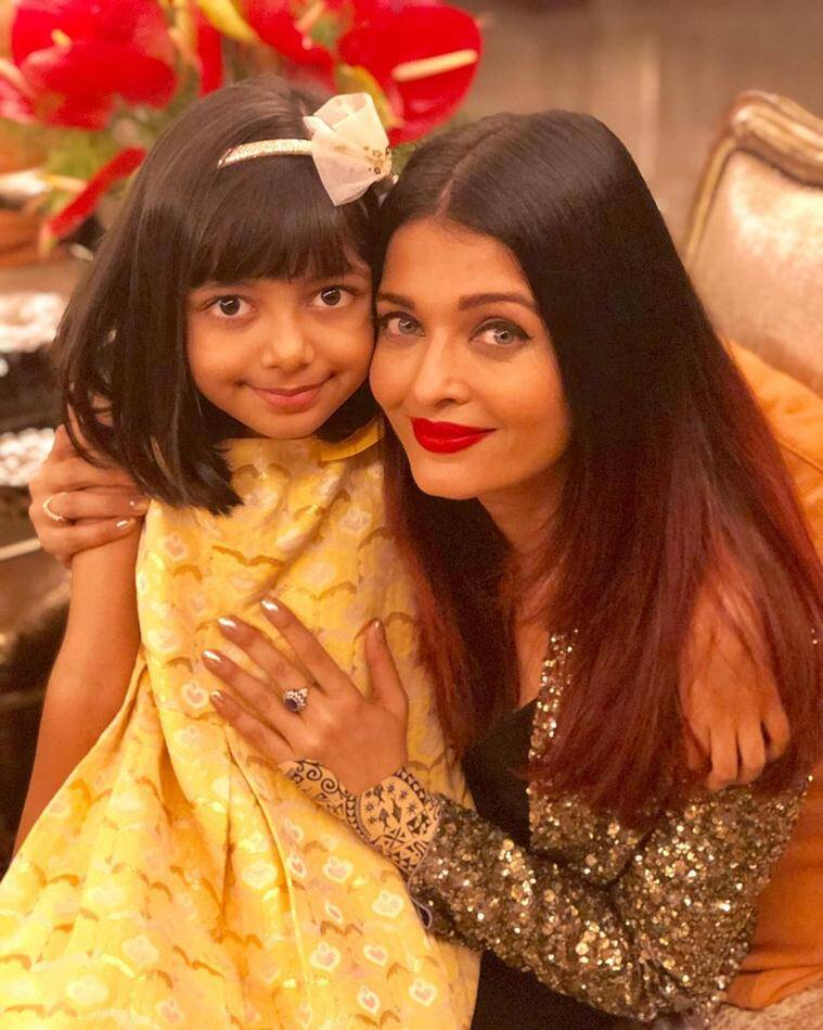 aishwarya rai wishes daughter aaradhya on birthday
