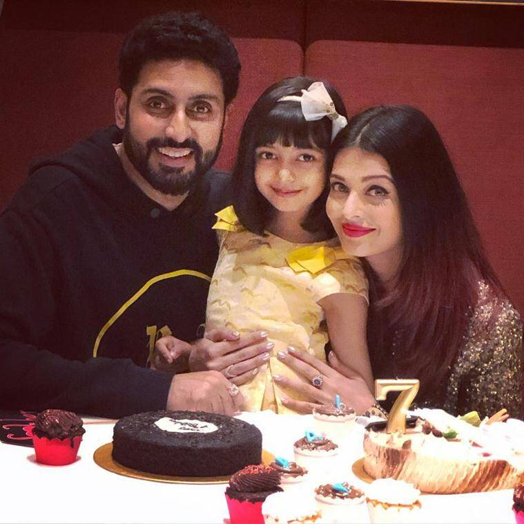 Inside Pics: Aaradhya's Bday Party with Bachchan Parivar & Friends