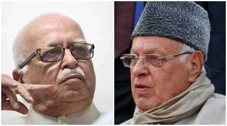 'More than 50 cases of violation in Advani, Abdullah and Azad security cover,' NSG Writes to Delhi govt, police